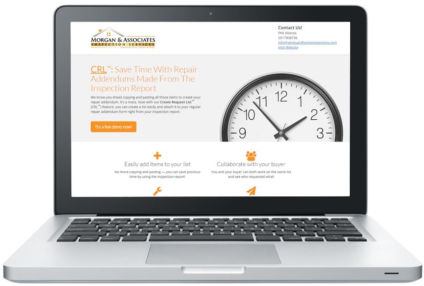 Morgan & Associates Inspection Services CRL